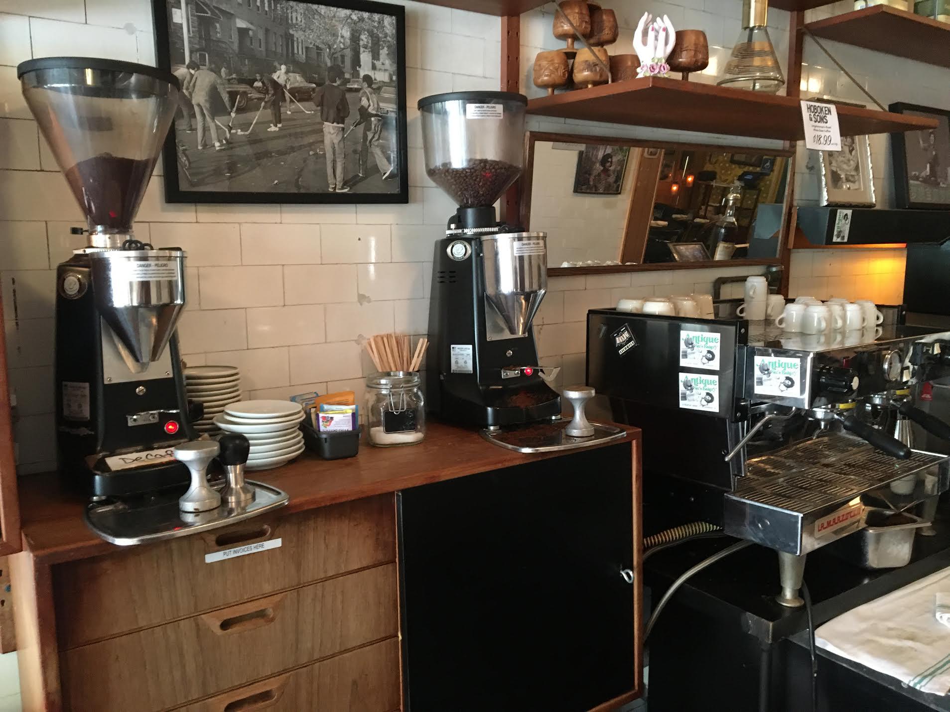 Espresso italino grinder