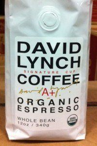 david lynch coffee