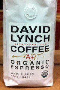 david lynch coffee