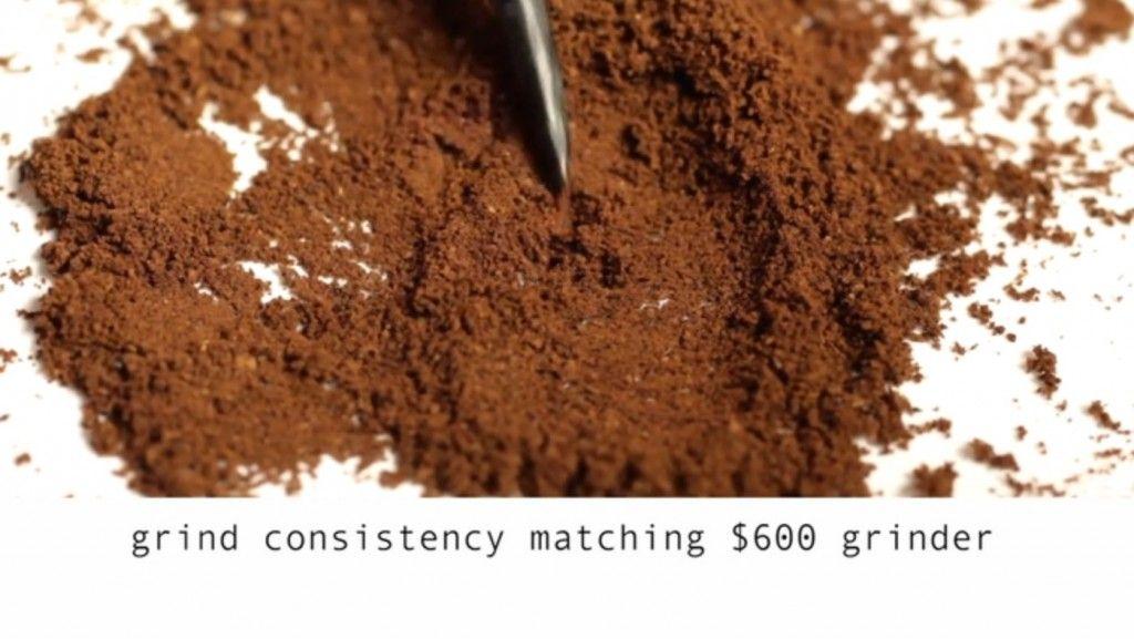 grind consistency
