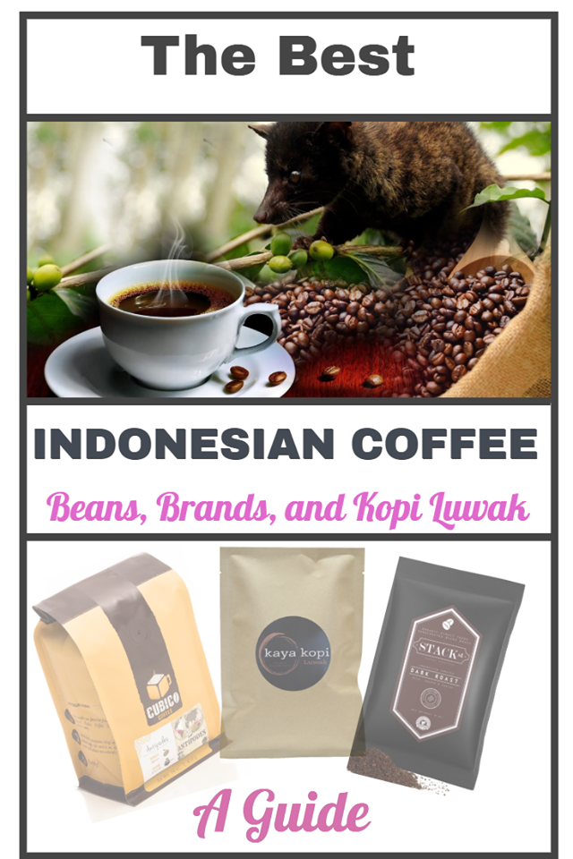 Best Indonesian Coffee - Beans, Brands, and Kopi Luwak