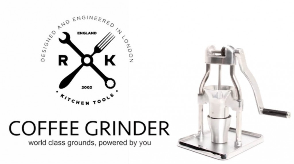 rok manual coffee grinder review