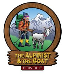 the alpinist and the goat