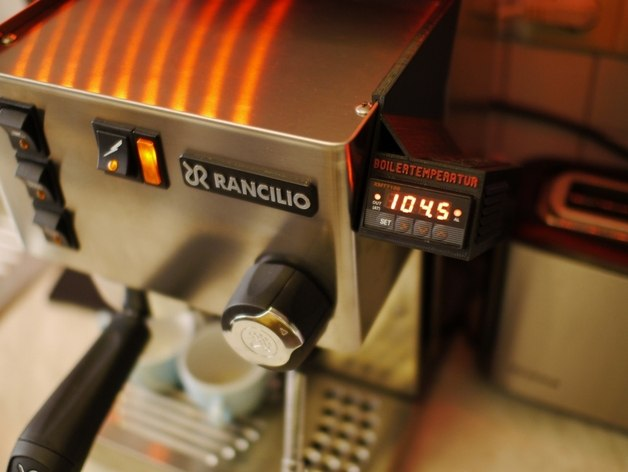 pid control housing for the rancilio silvia