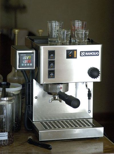 what is a pid espresso machine