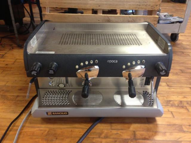 rancilio espresso machine reviews