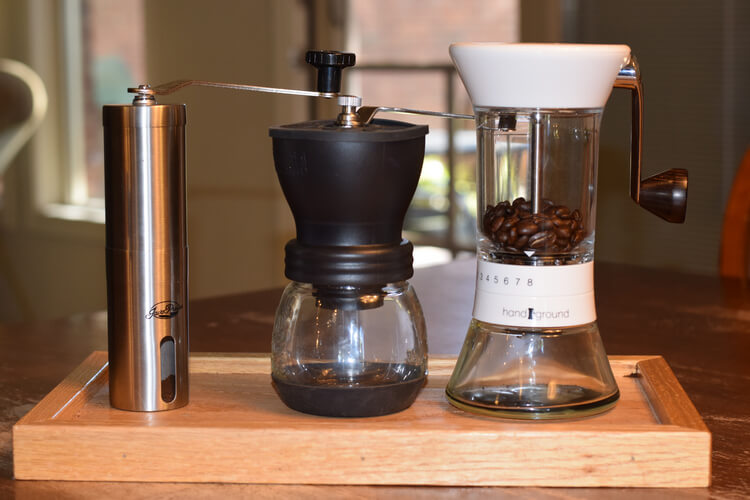 Best Burr Coffee Grinder 2020.We Review The Best Hand Crank Manual Coffee Grinder Mills Of
