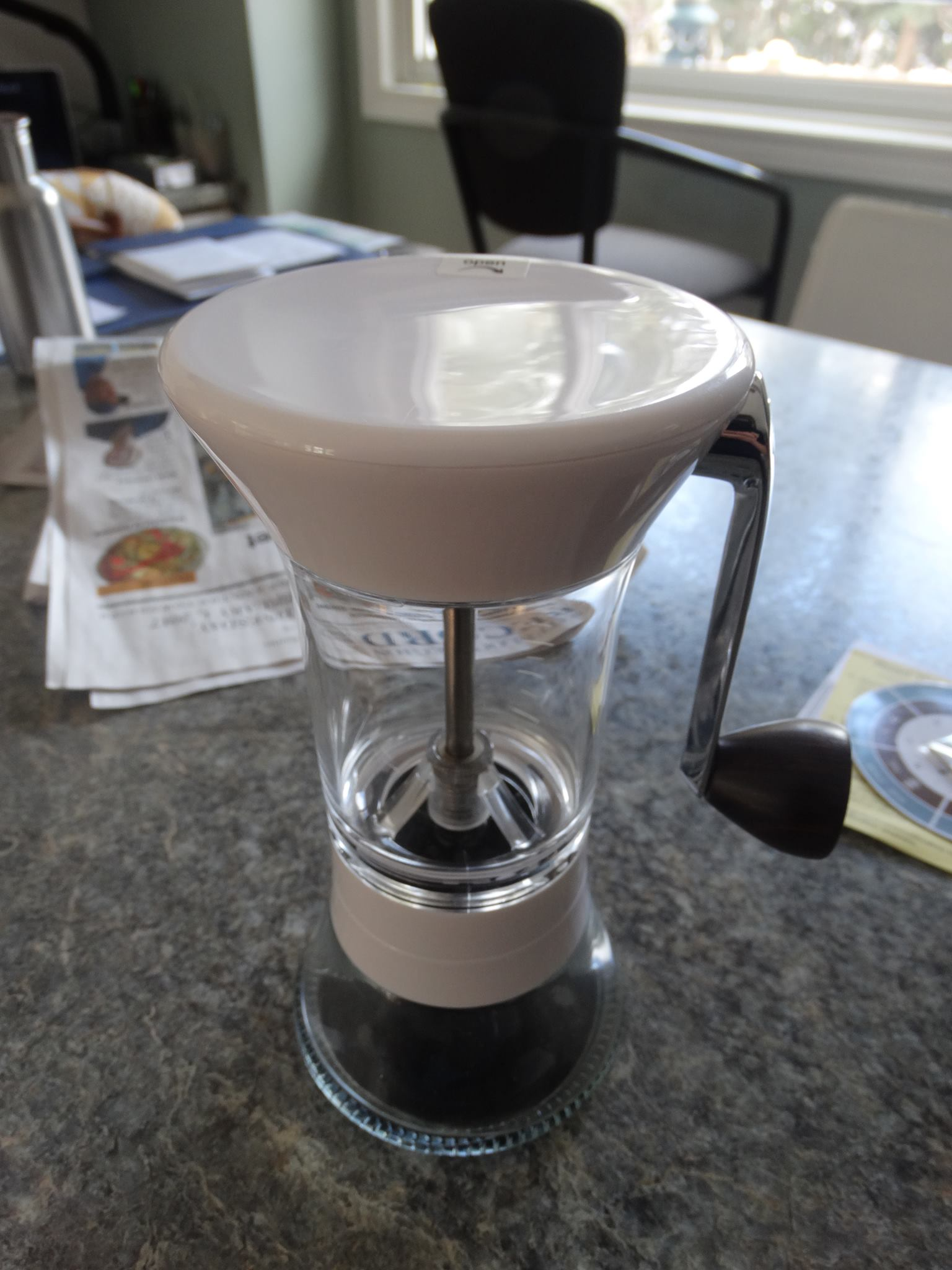 handground precision coffee grinder review