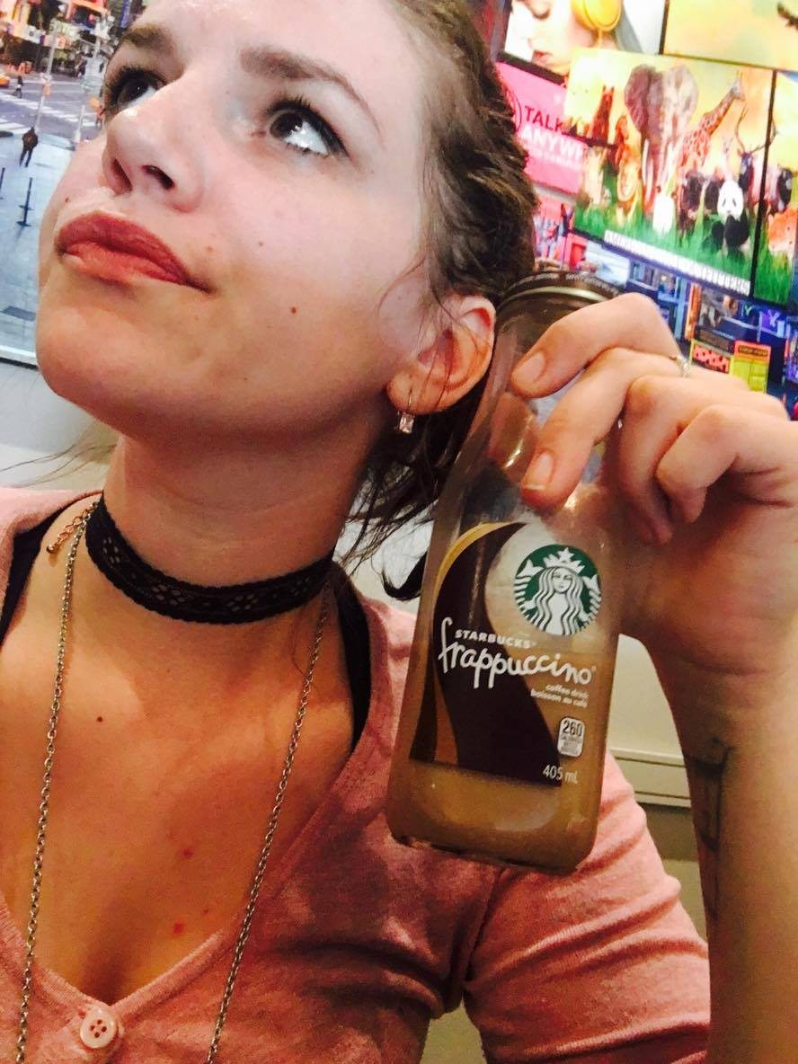 starbucks frappuccino bottle review
