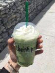 Starbucks Green Tea Frappucino Review
