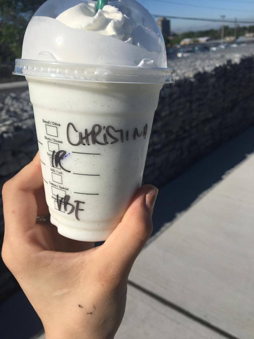 starbucks vanilla bean frappuccino review