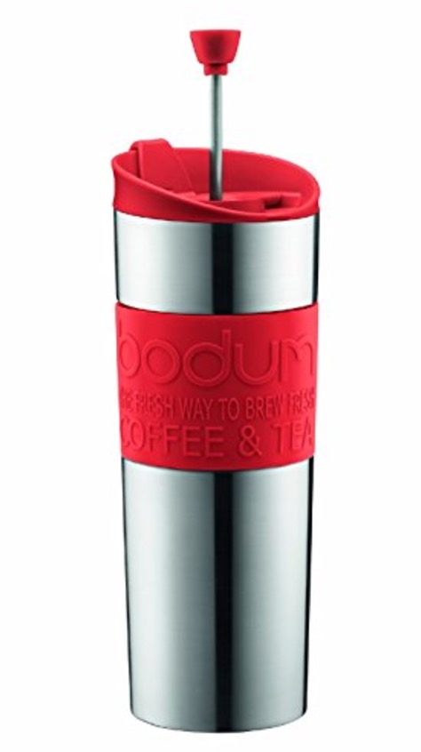 Bodum Travel Tea And Coffee Press Review