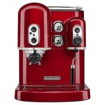 KitchenAid KES2102FP Pro Line Series Espresso Maker Review