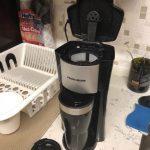 Black and Decker CM618 Single Serve Coffee Maker Review
