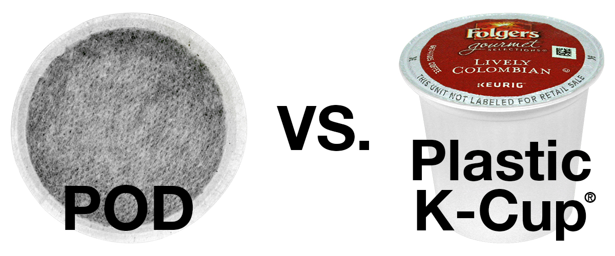 K Cups Vs Coffee Pods What S The Difference