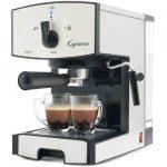Capresso EC50 Coffee and Espresso Machine Review