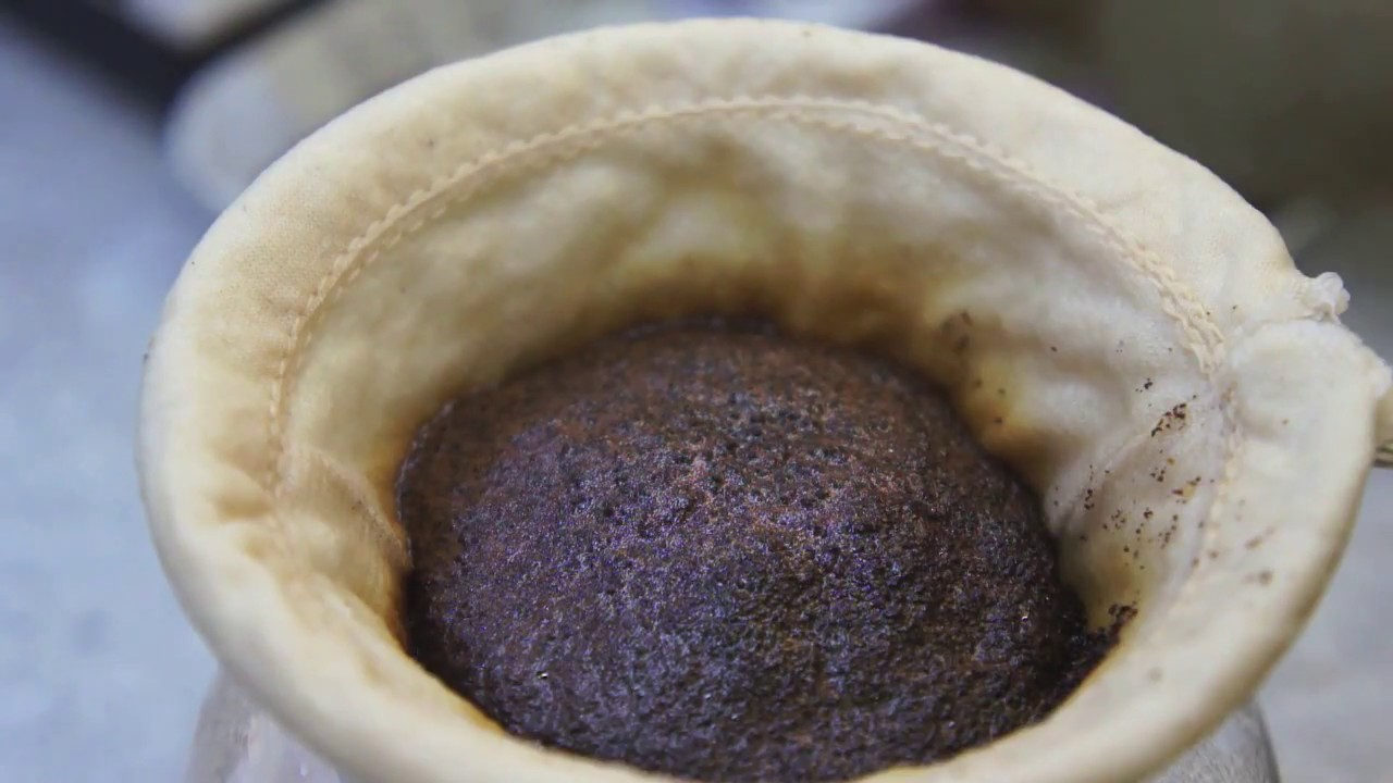 about the humble coffee filter