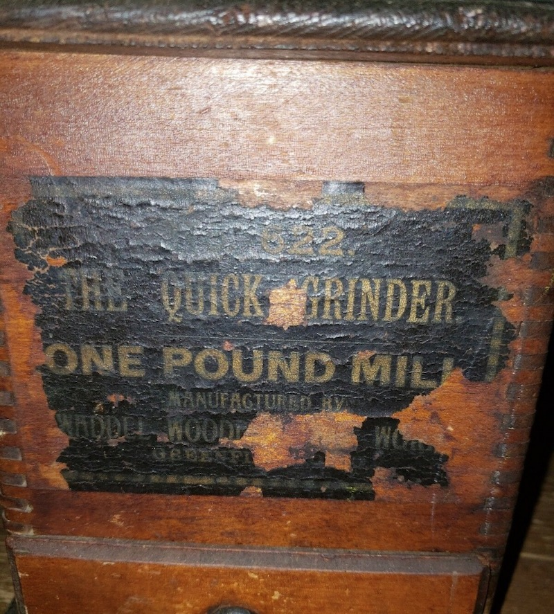 the quick grinder one pound mill