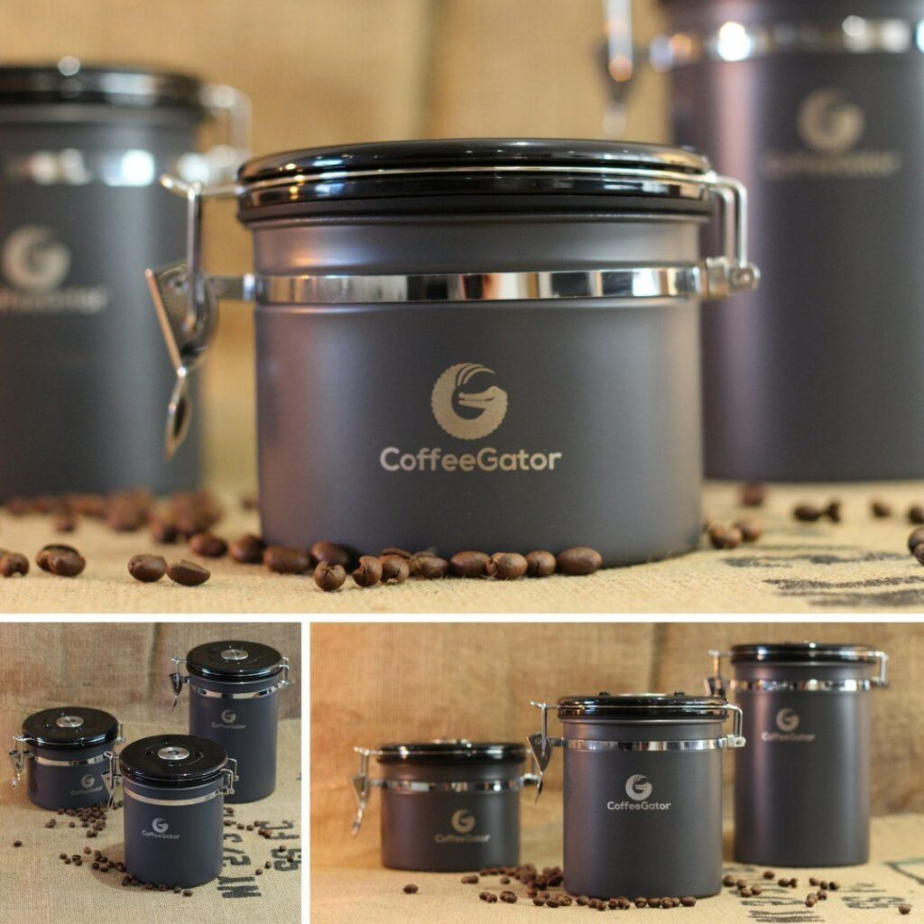 coffee gator container
