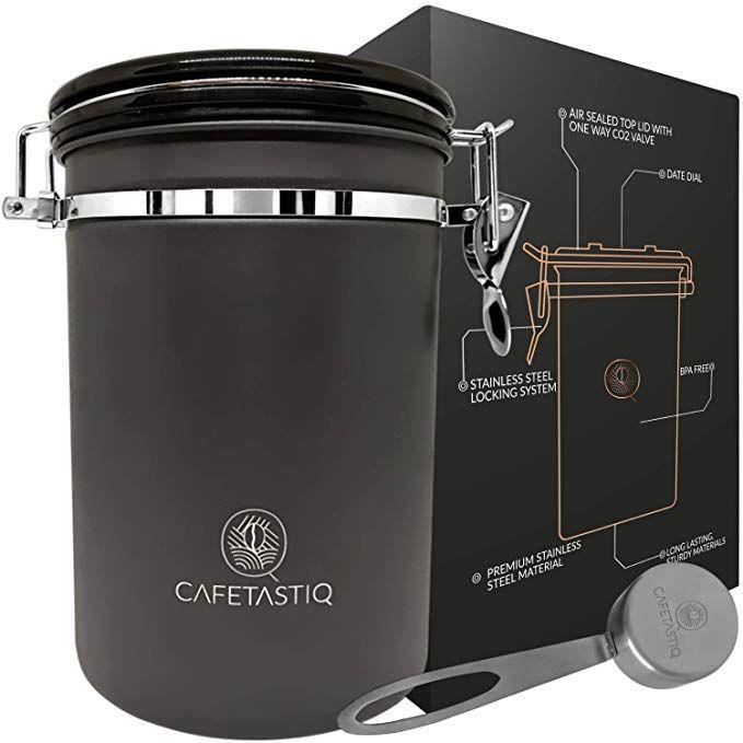 cafetastiq container