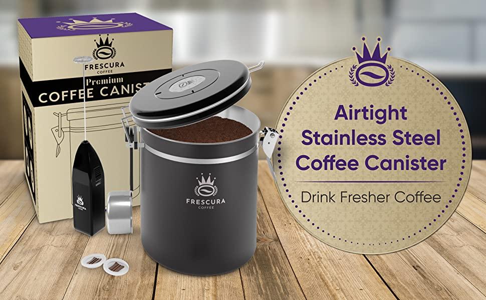 Frescura coffee container