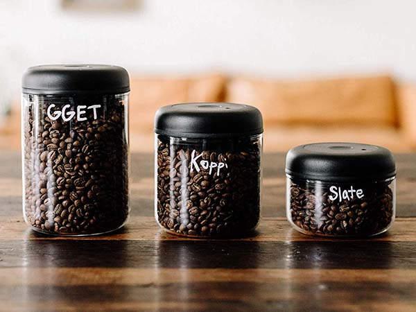 Fellow Atmos Coffee container